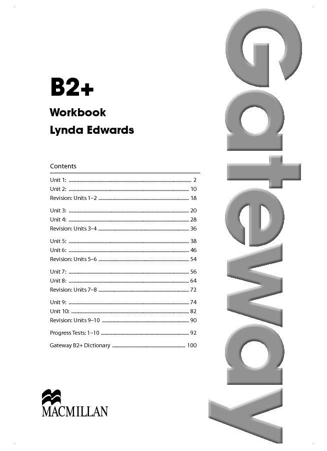 nvq2 workbook units 1 9 Unit 9 review213 cumulative review: units 1–9214 part 2 2 grammar and language workbook, grade 9, table of contents.